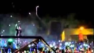 Concierto de Romeo Santos en el Estadio Olímpico de Santo Domingo