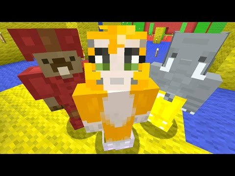 Minecraft Xbox - Mini-game Arena [479]
