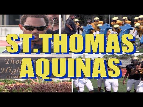 Dog Days of Summer 2015 :  St  Thomas Aquinas (FL)
