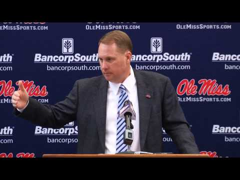 Hugh Freeze National Signing Day Press Conference