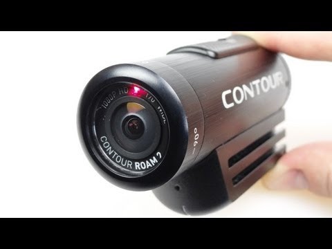 Contour Roam2 Helmet Mounted Action Camera - REVIEW