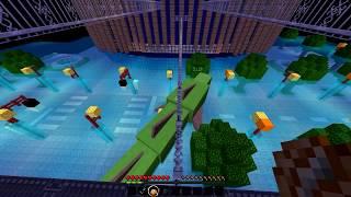 АКУЛА РАЗМЕРОМ С ГРУЗОВИК! - ЧЕЛЮСТИ #3 - МАЙНКРАФТ - Jaws Movie (Minecraft Roleplay)