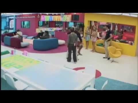 "Big Brother 8 UK - Charley Uchea vs Chanelle And Ziggy - ""UGLY BITCH"""