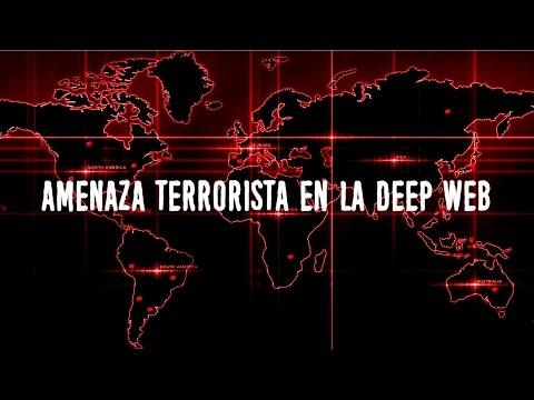 Amenaza terrorista en la Deep Web