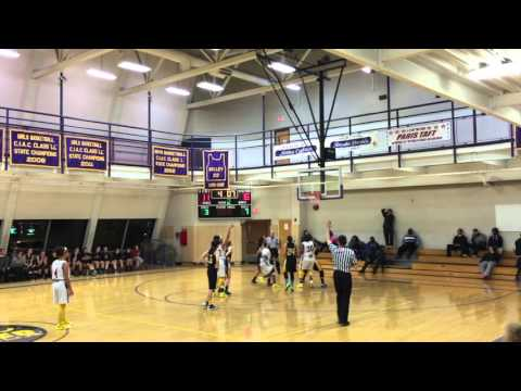 Amity Girls Basketball vs Career on January 19th 2016