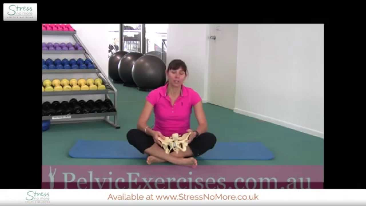 Michelle Kenway Prolapse Exercises Inside Out Youtube