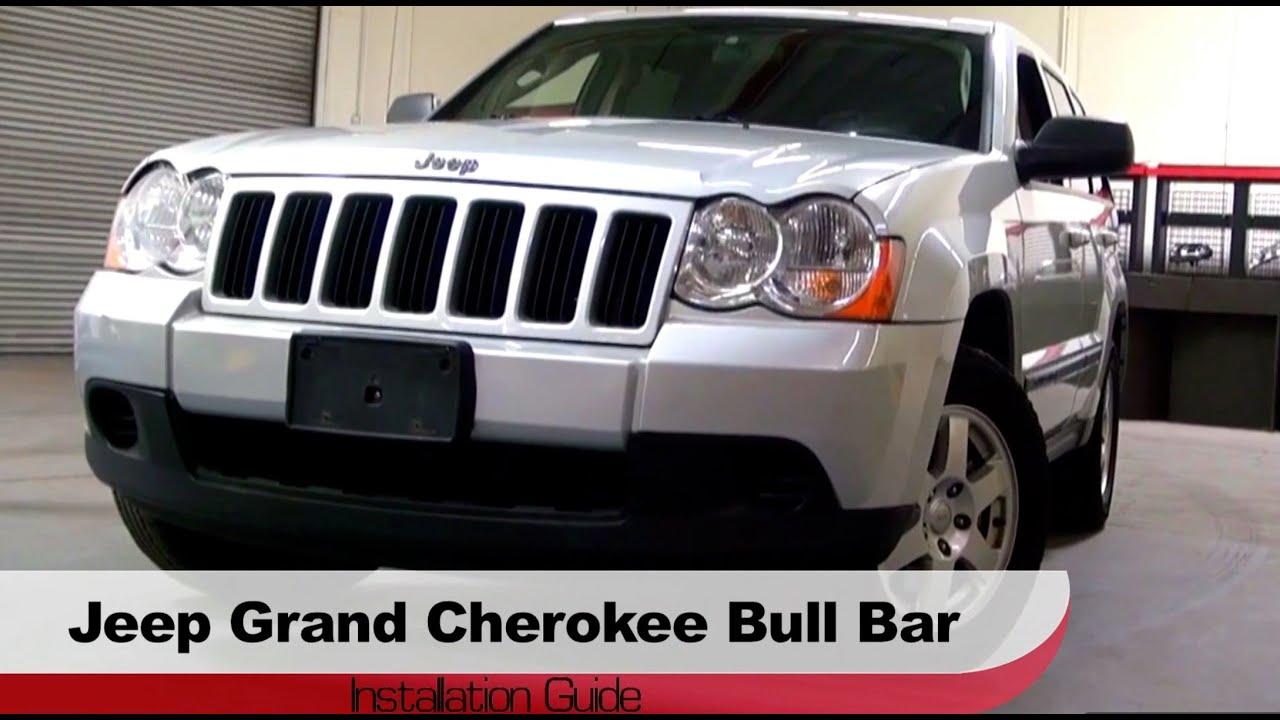 Spyder auto installation 2008 10 jeep grand cherokee bull bar youtube spyder auto installation 2008 10 jeep grand cherokee bull bar aloadofball Images
