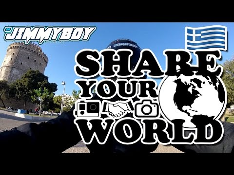 SHARE YOUR WORLD | Greece, Thessaloniki