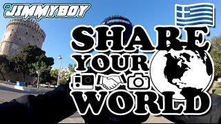 SHARE YOUR WORLD | Greece, Thessaloniki