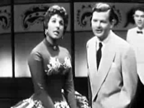 Alma Cogan on The Benny Hill Show [BBC - 1958]
