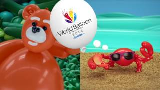 You're invited to the World Balloon Convention 2018