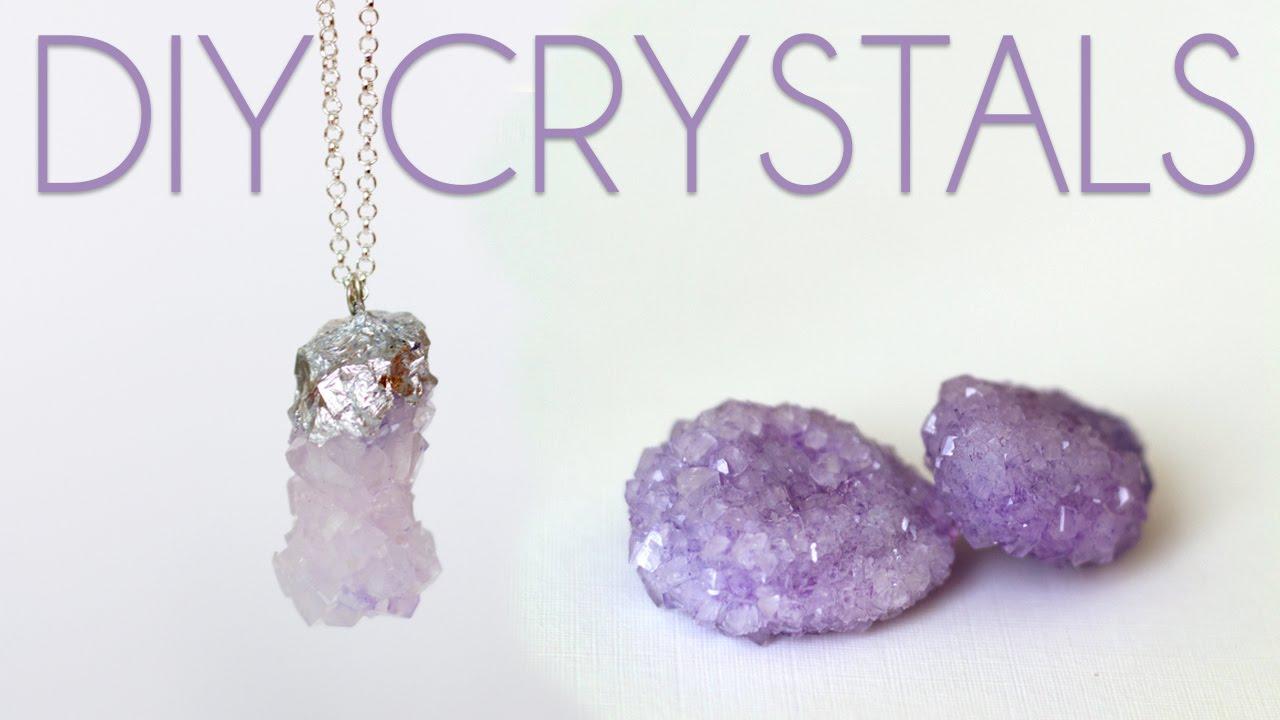 How to grow a crystal 94