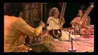 RAVI SHANKAR/GUABERTO Y AGUJETAS-MÚSICA INDÚ & FLAMENCO-SONÍOS NEGROS-7