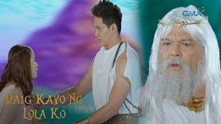 Daig Kayo Ng Lola Ko: Zeus gets disappointed in Hercules