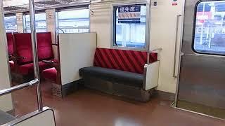 阿武隈急行8100系(片開き)半自動ドア開閉