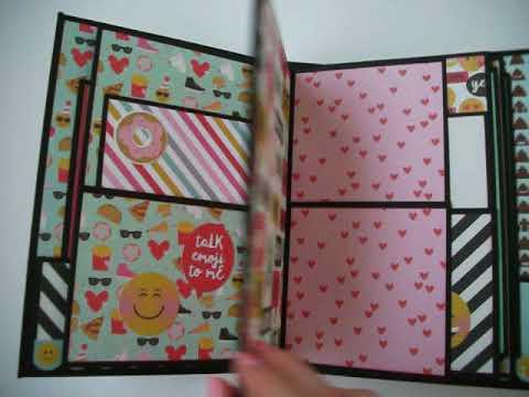 Emoji love mini album
