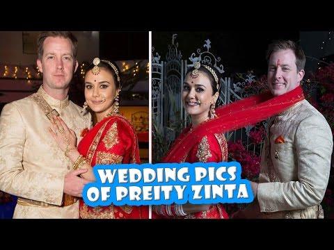Wedding Photograph's Of Preity Zinta | Gene Goodenough | Latest Bollywood Movies News 2016