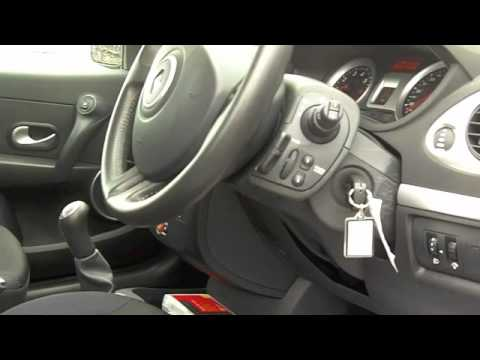 USED RENAULT CLIO HATCHBACK 2009 12 16V DYNAMIQUE 3DR AC