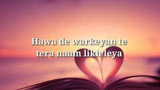 Hawa de warke    Raashi Sood, Hiten, Navi Kamboz, NINJA    Female cover    Punjabi song