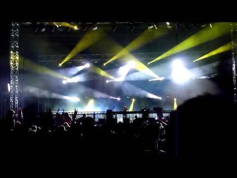 Tiesto - We Own The Night LIVE @ Tiesto Open Air, Bratislava 29.6.2012