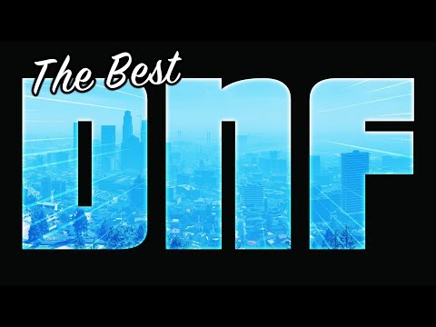 THE BEST DNF | GTA 5 Races thumbnail