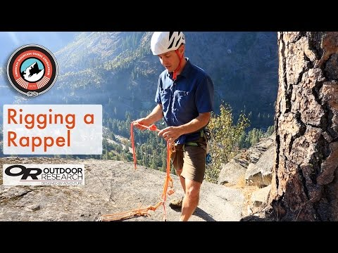 How To Set Up A Rappel