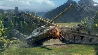 Битва Танков - обзор