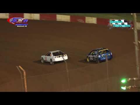 Dixie Speedway Stinger Practice 03/07/2020