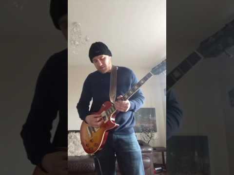 Wonderful Tonight Eric Clapton cover by Adam Wood