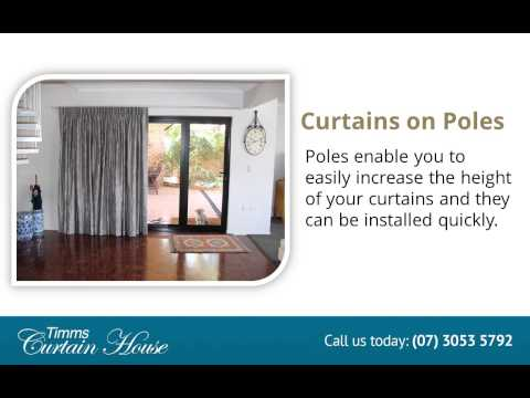 Different types of Curtains for your Home