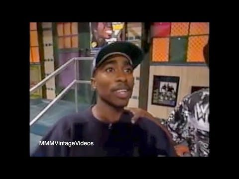 Guy Disses TUPAC in 1st MTV Appearance