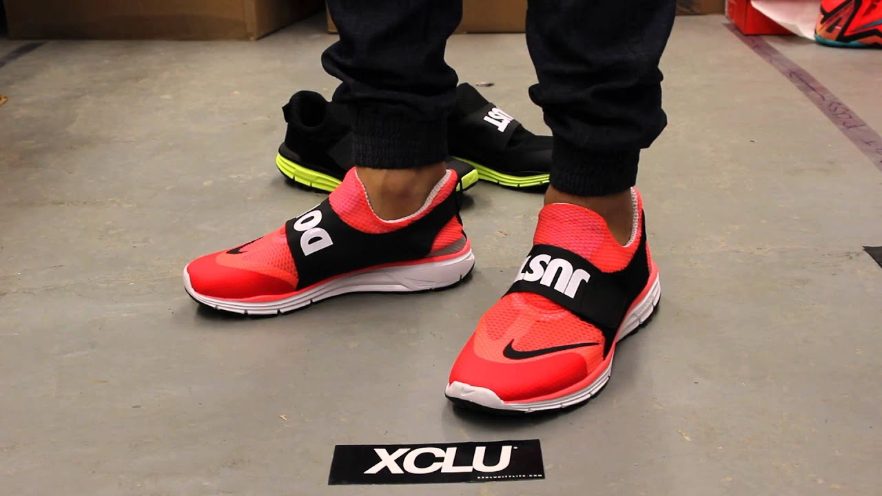 outlet store cb859 8c55d Nike Lunarfly 306 - Light Crimson - On-feet Video at Exclucity
