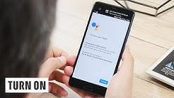 Dieser Trick aktiviert den Google Assistant auf Android-Handys - TURN ON Help