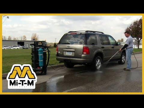 Mi-T-M Portable Water Reclaim System @MITMCorporation
