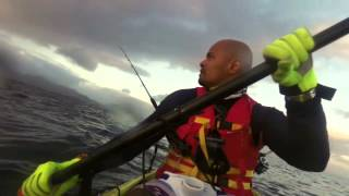Offshore Kayak Fishing Mauritius