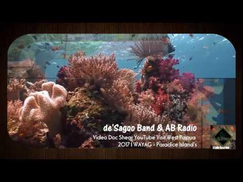 Ayo ke Raja Ampat  | De'Sagoo Band And AB Radio