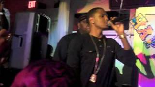 TREY SONGZ Performs LOL SMILEY FACE AND INVENTED LIVE plus Always Strapped  (TM Inc TV//Follow Biz)