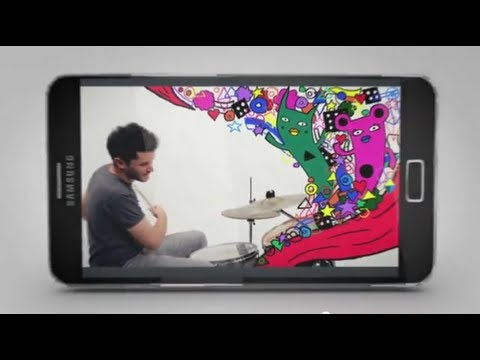 Samsung Galaxy Note - Music to Life