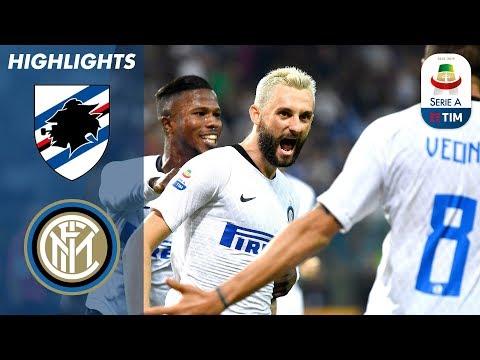 Sampdoria 0-1 Inter | Brozovic Wins It In The 94th Minute! | Serie A