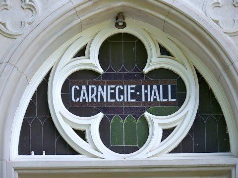Carnegie  Hall Part  2