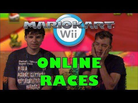 [MKWii] SETH'S STILL GOT IT!! (Online Races via Wiimmfi!)
