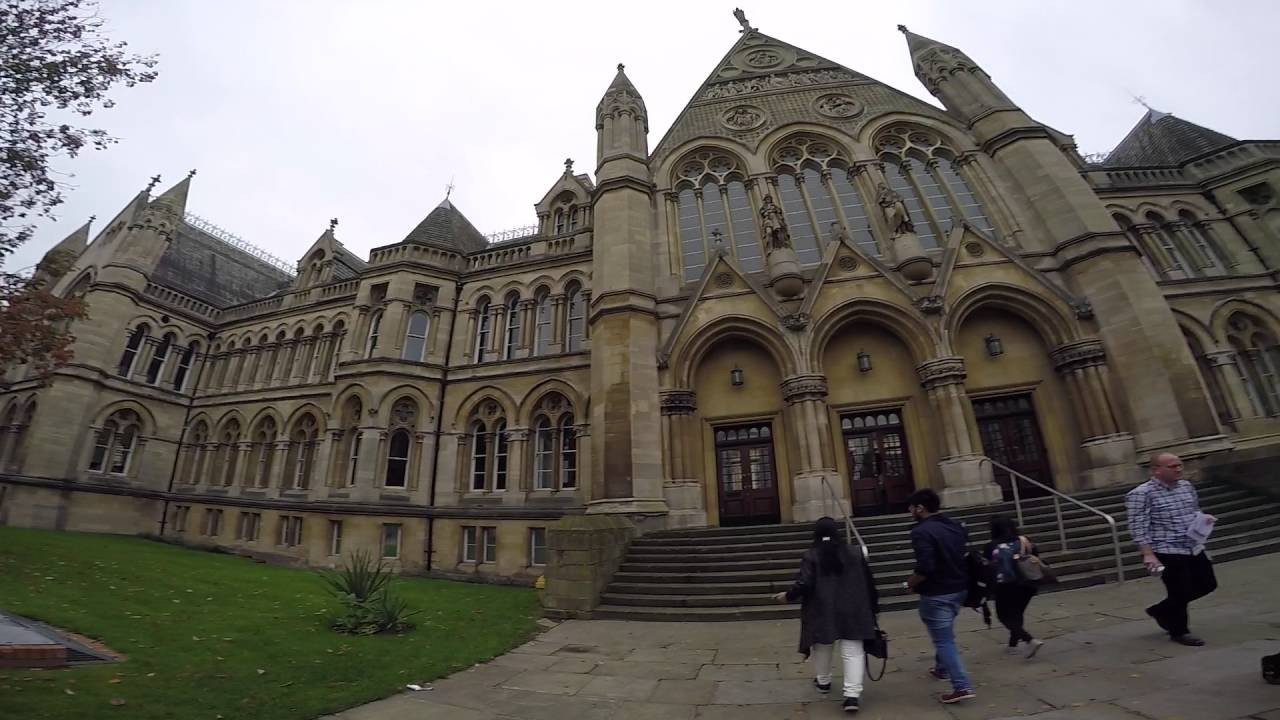Nottingham Trent University Youtube