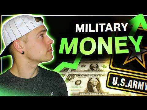 SINGLE MILITARY PAY