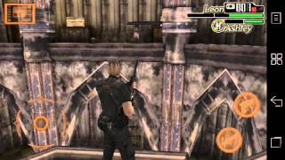 Resident Evil 4 Android Mission 10:Reunion