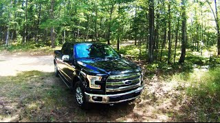 2016 Ford F-150 Lariat Full Review
