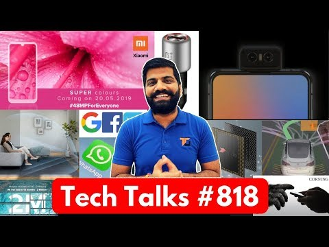 Tech Talks #818 - Redmi Note 7S Launch, Zenfone 6, Micromax #iOne, Whatsapp Clone, MiTV Sale
