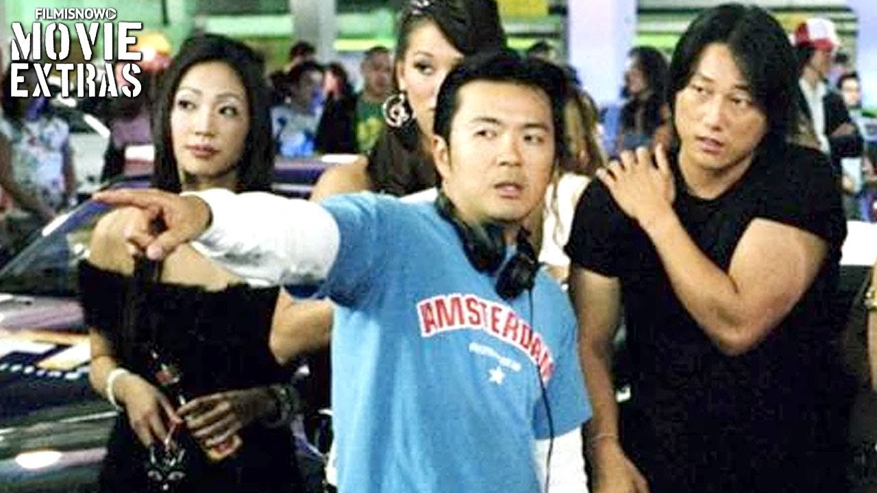 Go Behind The Scenes Of Fast And Furious Tokyo Drift 2006