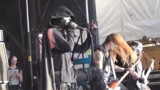 Taake - May 23 2014 - Maryland Death Fest - Edison Lot 1 (1st  US show)