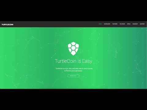 TurtleCoin Analysis and Overview