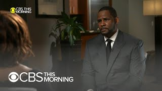 R. Kelly breaks his silence on sex abuse claims: